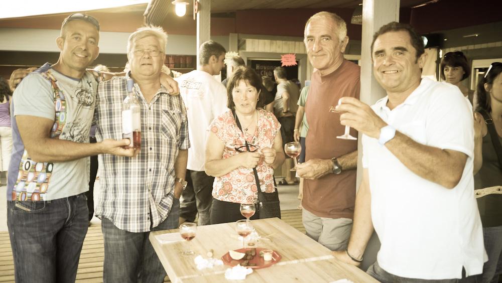 Le vin, c'est le 20 au Latino Beach